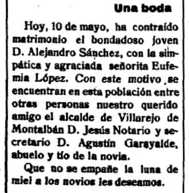 Semanario El Castellano.