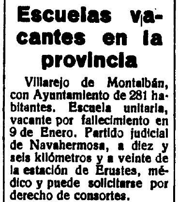 El Castellano.