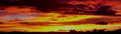 el primer amanecer de octubre