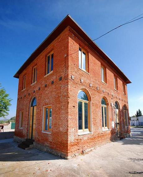 arquitectura civil villarejana