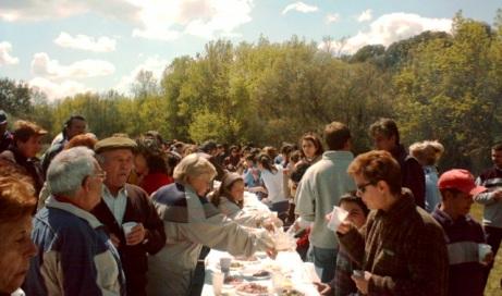 Paellada de la Asociación Cultural San Ramón Nonato