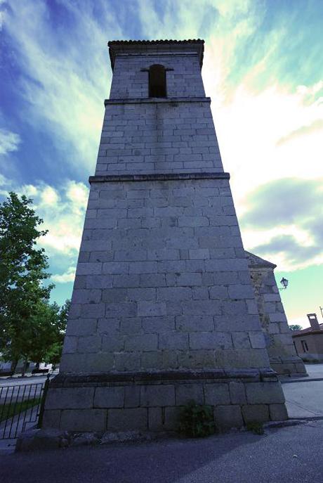 La torre al completo.